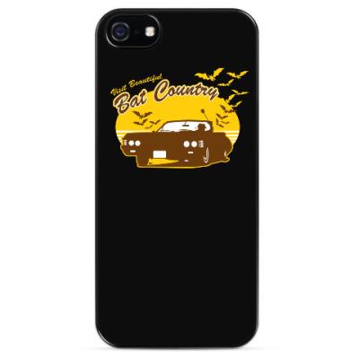 Чехол для iPhone Visir Beautiful Bat Country