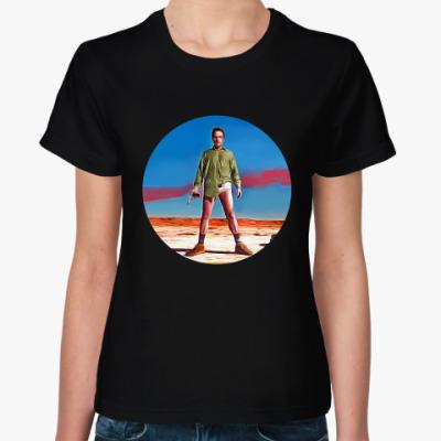 Женская футболка Breaking Bad - Во все тяжкие