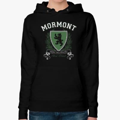 Женская толстовка худи House Mormont