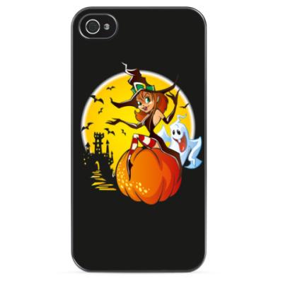 Чехол для iPhone Ночь на Хэллоуин