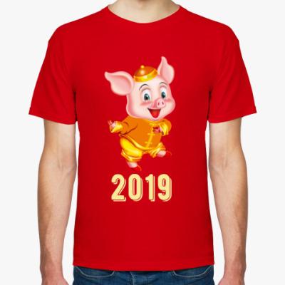 Футболка Happy Piggy Year