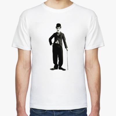 Футболка Чарльз Чаплин
