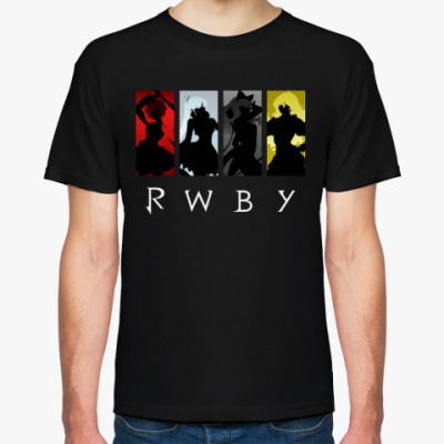 Футболка RWBY