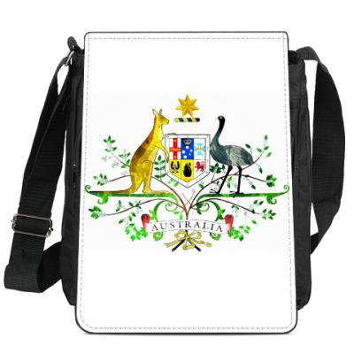 Сумка-планшет Герб Австралии