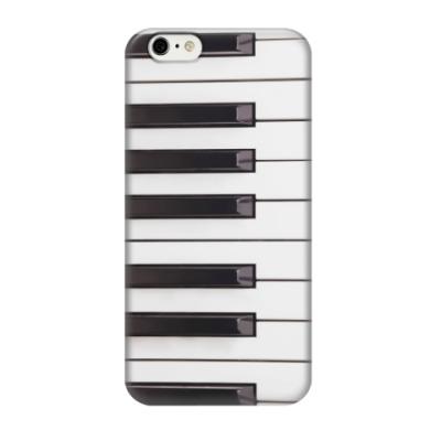 Чехол для iPhone 6/6s Клавиши фортепиано