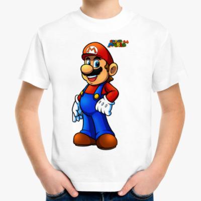 Детская футболка Марио, Фанатам Марио