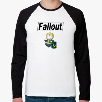 Футболка реглан с длинным рукавом Fallout