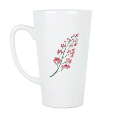 Чашка Латте Растение