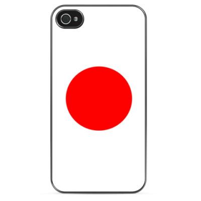 Чехол для iPhone Флаг Японии