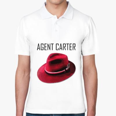 Рубашка поло Agent Carter