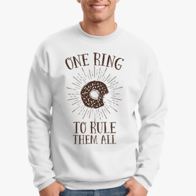 Свитшот One Ring to Rule Them All