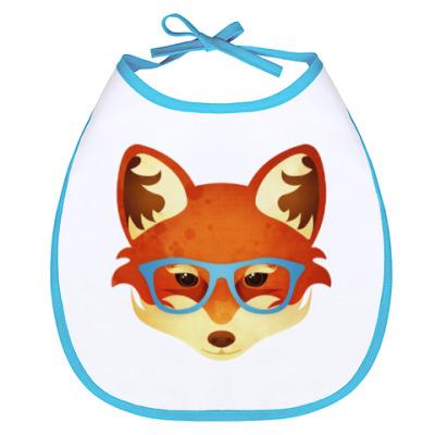 Слюнявчик Foxy