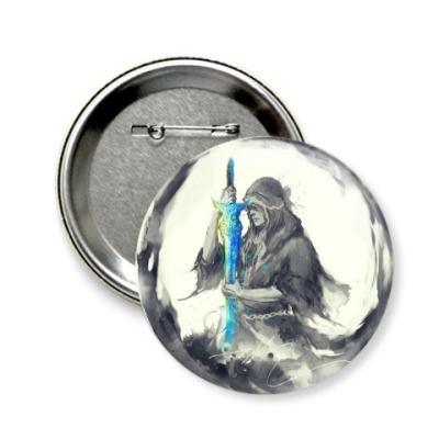 Значок 58мм Dark Souls III  Lothric, Younger Prince