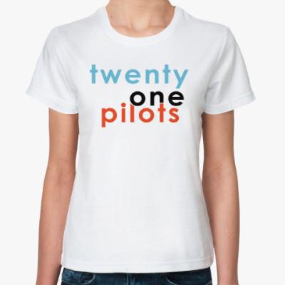 Классическая футболка TWENTY ONE PILOTS