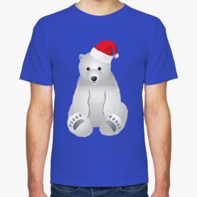Футболка New Year Bear