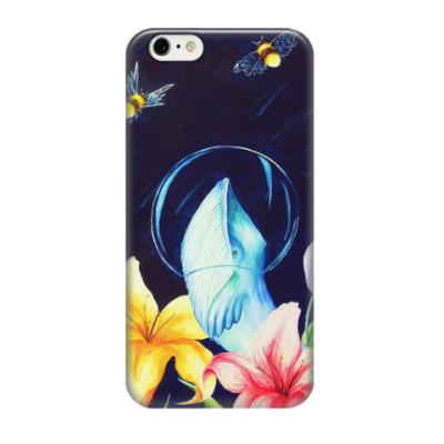 Чехол для iPhone 6/6s Whale&Bees