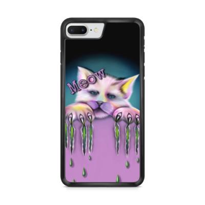 Чехол для iPhone Sad cat