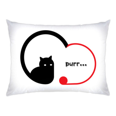 Подушка Кошачья прелесть