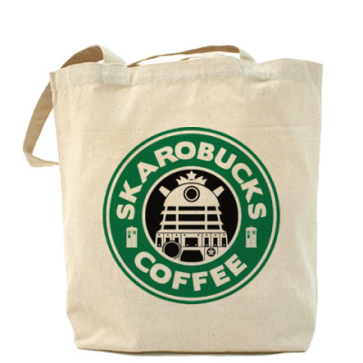 Сумка Skaro Coffee DOCTOR WHO Dalek
