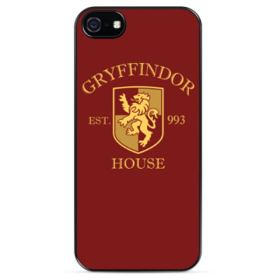 Чехол для iPhone Gryffindor