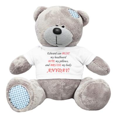 """Плюшевый мишка Тедди Мишка """"Edward can..."""""""