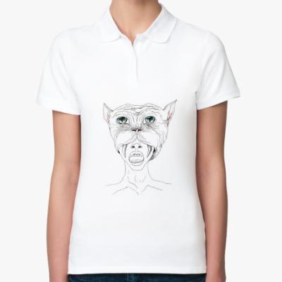 Женская рубашка поло Mowgli