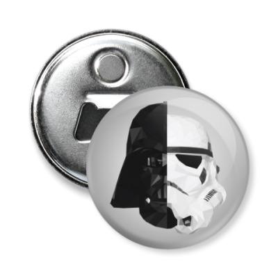Магнит-открывашка Star Wars: Вейдер и Штурмовик