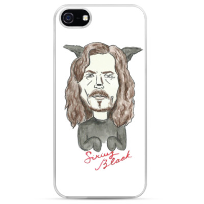Чехол для iPhone Sirius Black