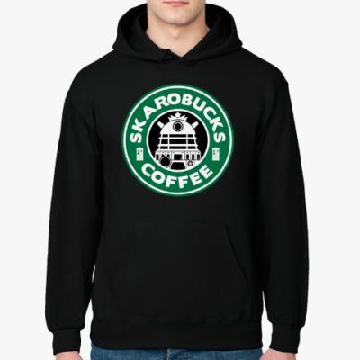 Толстовка худи Skaro Coffee DOCTOR WHO Dalek