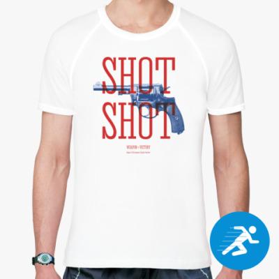 Спортивная футболка Оружие СССР
