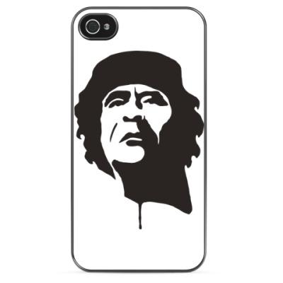 Чехол для iPhone Каддафи