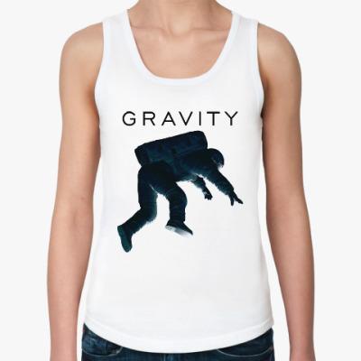 Женская майка Gravity