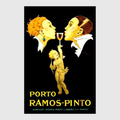 Постер Porto Ramos-Pinto
