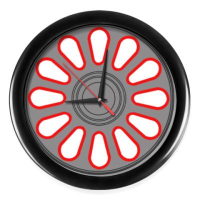 Настенные часы Колесо электровоза ЧС-7