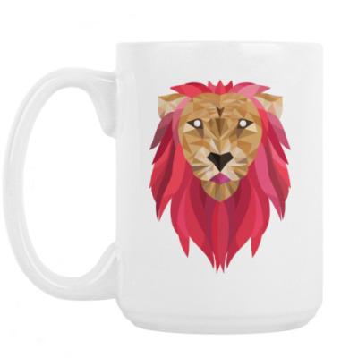 Кружка Лев / Lion