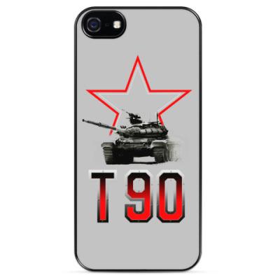 Чехол для iPhone Танк Т-90