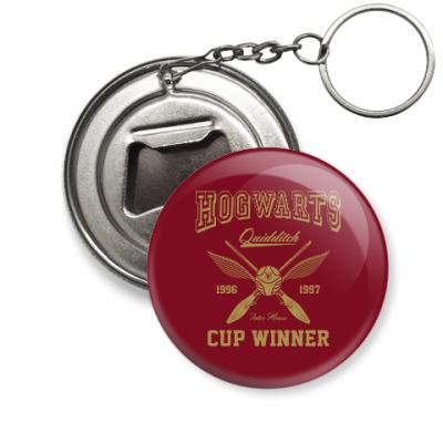 Брелок-открывашка Hogwarts Quidditch Cup Winner