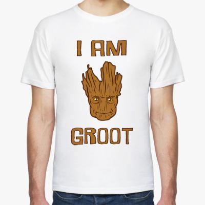 Футболка I am Groot
