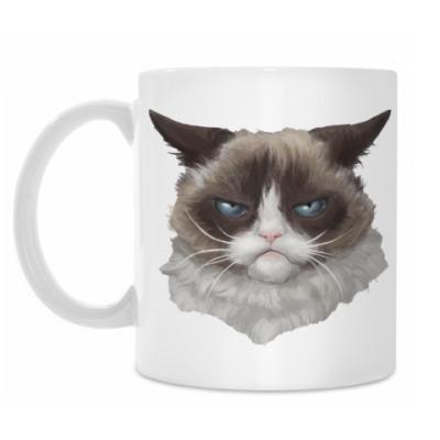 Кружка Grumpy Cat / Сердитый Кот