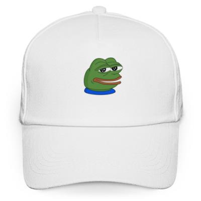 Кепка бейсболка Smile Pepe