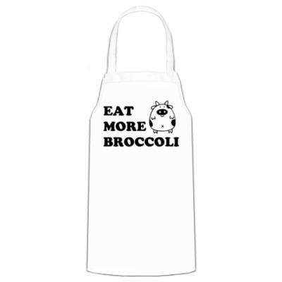 Фартук Eat more broccoli