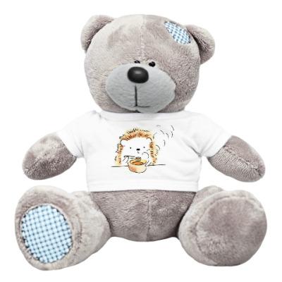 Плюшевый мишка Тедди #малютка