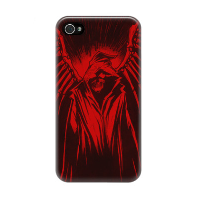 Чехол для iPhone 4/4s Death