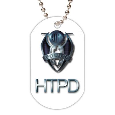 Жетон dog-tag Жетон HTPD