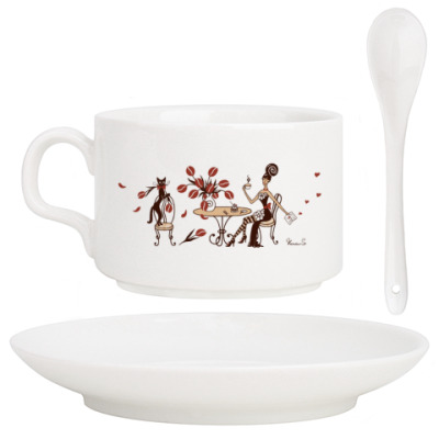 Кофейный набор Кофейная Весна