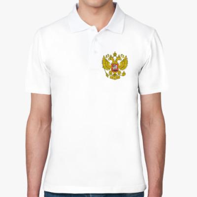 Рубашка поло Маленький Герб России