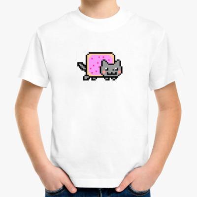 Детская футболка Nyan Cat