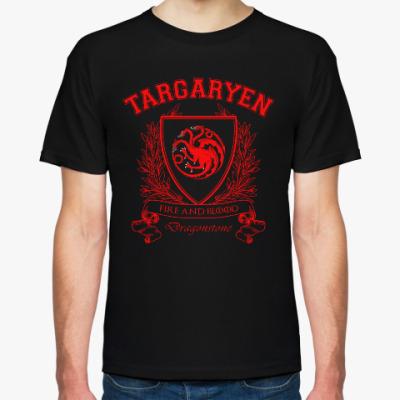 Футболка House Targaryen