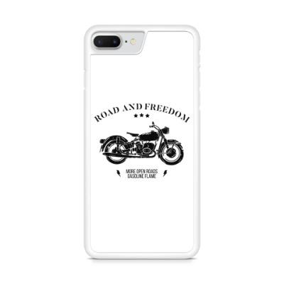 Чехол для iPhone Король дорог (мотоцикл)