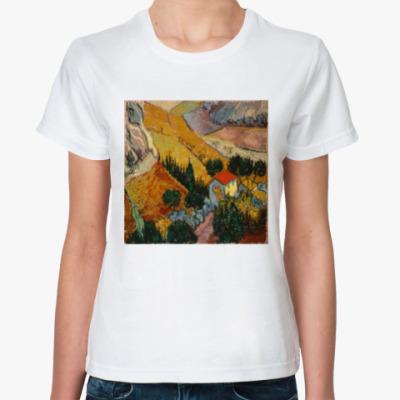 Классическая футболка Винсент